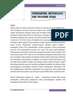1.b.2 Pendekatan Metodologi Dan Program Kerja