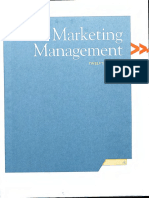 Marketing Management 12th Edition Kotler
