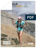 Leadville 100 Miles Athlete Guide 2019 edition. Classic Ultra trail USA in Colorado