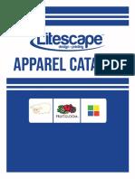 Catalog Litescape Apparel