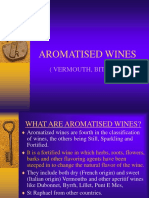 Aromatised Wines