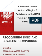 Recognizing Ionic and Covalent Compounds by Prof Amyra Mohammad