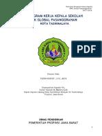 Program Kerja Kepsek Global