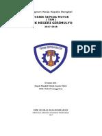 Program Kerja Kepala Bengkel SMK Global