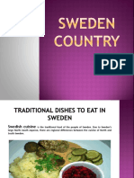 Sweden Country