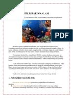 PELESTARIAN ALAM.docx