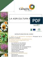 Presentación Del Curso de Agricultura Ecológica Impartido Por El GDR Campiña Jerez en El Marco Del Proyecto _Ecocultura