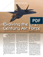 Evolving 21 Century Airforce