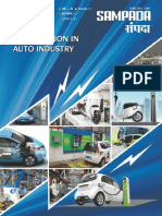 Article on Cyber Security in Automotive Industry