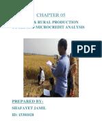 Report Summary LFE Shafayet