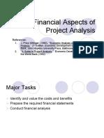 Financial Aspect