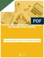 Manual de Investigación Con Más de 100 Papers de Social Media