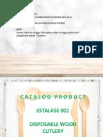 Product Catalog Chosend