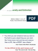 bio extinction