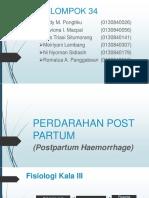 KELOMPOK 34 PERDARAHAN POST PARTUM.pptx