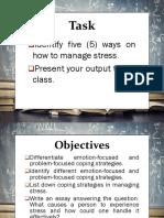 Personal Development Lesson 12