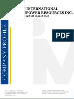 MEC International Manpower Resources