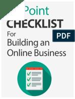 12 Point Checklist