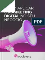 Como aplicar o Marketing digital no seu negócio