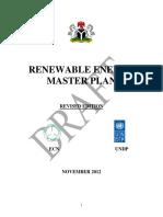 Renewable energy masterplan
