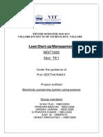 Lsm(Mgt1022) Final Report