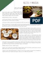 Aceites y Mantecas Vegetales