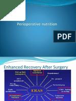 Nutrisi Perioperative
