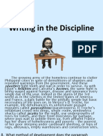 1 Writing in the Discipline PLUS Revised