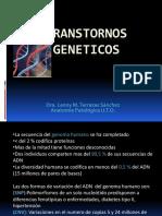 Patologías hematologicas trastornos genéticos
