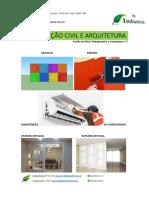 Construcao Civil e Arquitetura