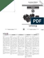 Instalacion y Manual Del Usuario Solenoides & Cortacircuitos