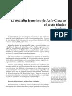 -LaRelacionFranciscoDeAsisClaraEnElTextoFilmico-963601
