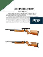 IZH 27 Manual | Cartridge (Firearms) | Shotgun