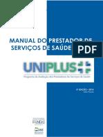 mANUAL DE REDE PRESTADORA