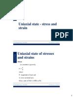 Stress Strain