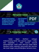 Mengolah Salad