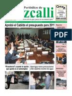 Periódico de Izcalli, Ed. 622, Noviembre 2010