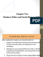 Lecture 2 Ethics and Social Responsibility