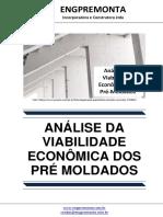 Análise Da Viabilidade Econômica Dos Pré Moldados