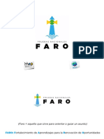 Pruebas Nacionales Faro