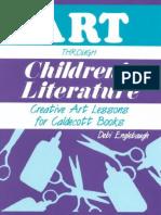 Art Through Children's Literature Creative Art Lessons for Caldecott Books