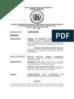 1Declinatoria de Competencia por la cuantía 3206.doc