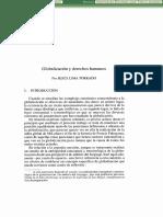 01 - ToRRADO, Jesús Lima - Globalización y Derechos Humanos