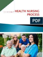 Family Health Nursing Process