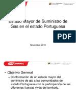 Informacion de Estado Mayor de Gas
