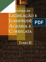 Legislação e Jurisprudência Agrária II.pdf