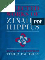 Selected Works of Zinaida Hippius