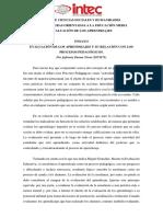 Diario Reflexivo Ensayo