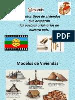 Tipos de Viviendas de Los Pueblos Originarios Tecnología