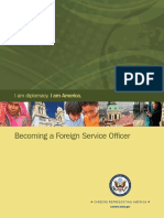Becoming a Foreign Service Officer Specialist